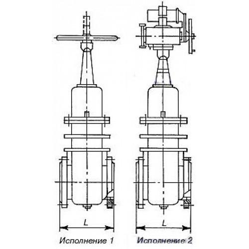 Клапан электромагнитный 22с840нж