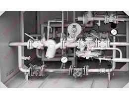 Газорегуляторная установка ГСГО-НН