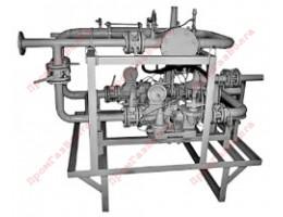 Газорегуляторная установка ГРУ-03БМ-04М-2ПУ1