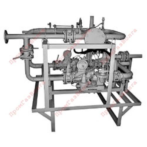 Газорегуляторные установки* ГРУ-13-2Н(В)-У1, ГРУ-15-2Н(В)-У1, ГРУ-16-2Н(В)-У1