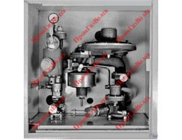 Газорегуляторная установка ШБГУ-40-3
